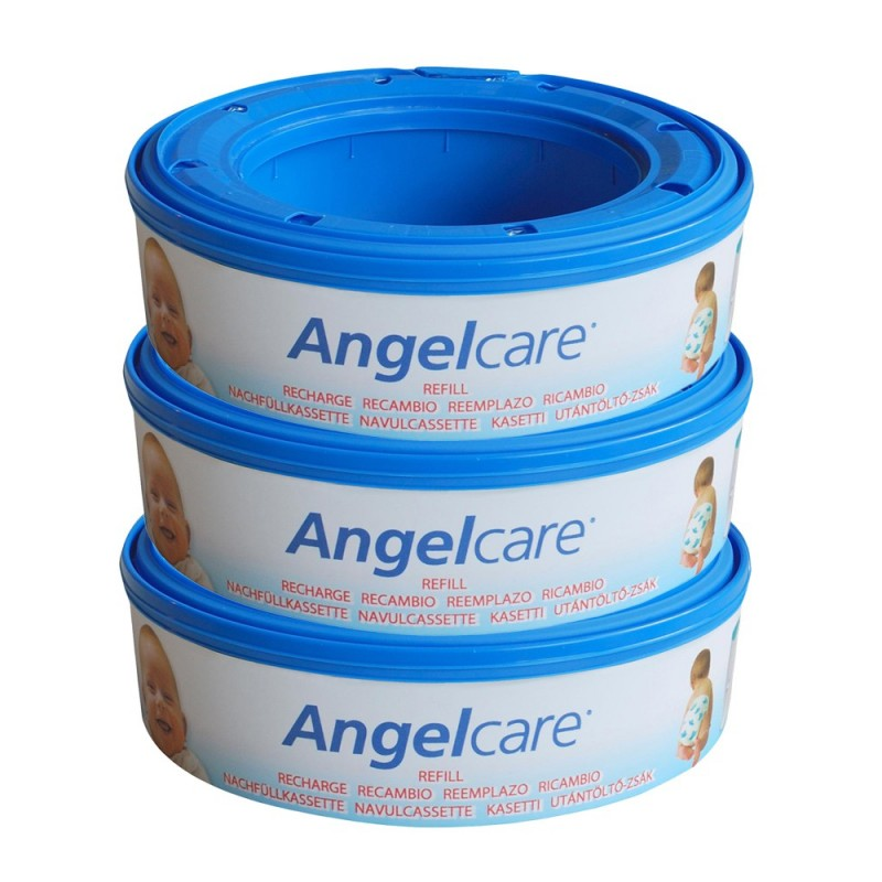 Angelcare kasete za plenice 3 pack